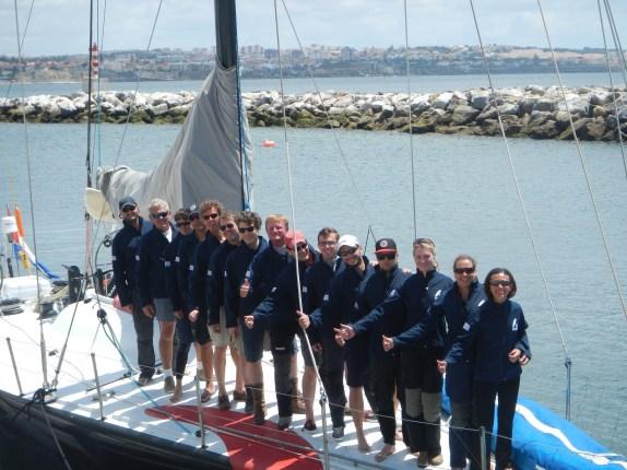 The Team - Ready to Go!
