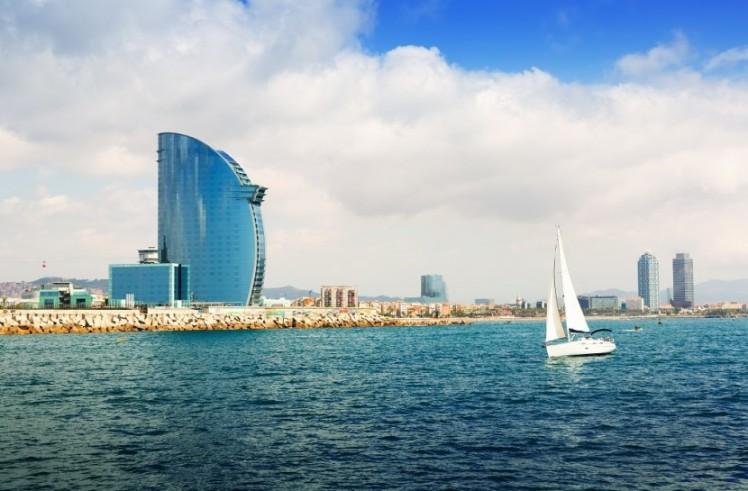 barcelona-boat-ride