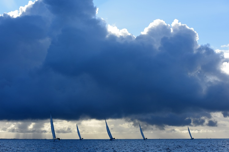 The Global MBA Trophy - Sunsail Regatta Fri 26 and Saturday 27th April